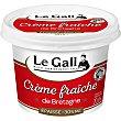 Nata fresca pasteurizada de la Bretaña francesa para cocinar Envase 200 ml Le Gall
