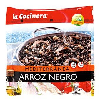 LA COCINERA arroz negro  bolsa 500 gr