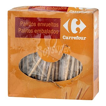 Carrefour Estuche palillo redondo 1 ud