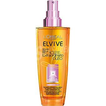 Elvive L'Oréal Paris Aceite capilar extraordinario sublimador del cabello fino Frasco 100 ml