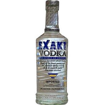 Exakt Vodka Suecia Botella 70 cl