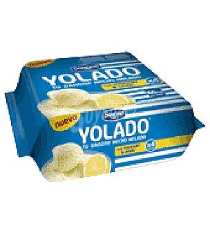 Danone Yolado Yogur limón Yolado Pack de 4x78,25 g
