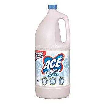 Ace Lejía azul protección Botella 2 l