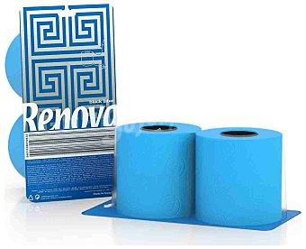 Renova Renova Papel Higiénico Azul