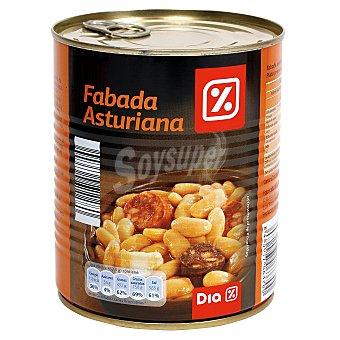 DIA Fabada asturiana lata 865 gr Lata 865 gr
