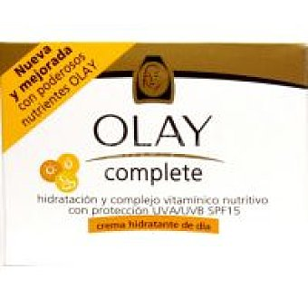 Olay Crema Complete de día F15 Tarro 50 ml