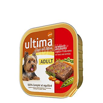 Ultima Affinity Sublime adulto de buey Tarrina 150 g
