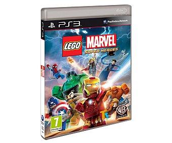 Warner bros Lego Súper Héroes Ps3 1 Unidad