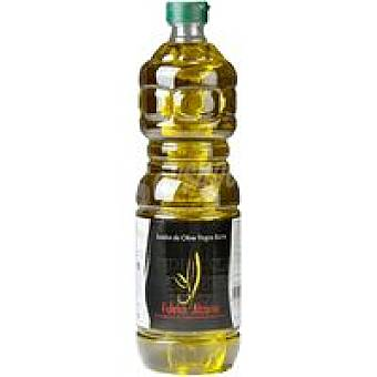FIDELCO ALCARRIA Aceite de oliva virgen extra Botella 1 litro
