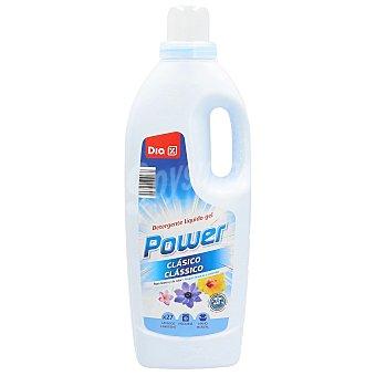 DIA Detergente clásico máquina líquido Botella 27 lavados