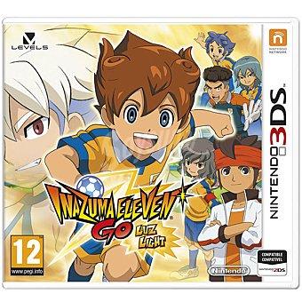 Nintendo Videojuego Inazuma Eleven Go: Luz para 3DS 1 unidad