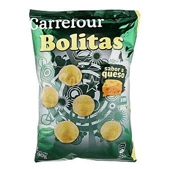 Carrefour Bolitas sabor a queso 90 g