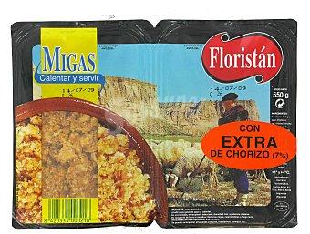 Floristán Migas bipack 550 GR