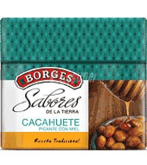 Borges Cacahuete picante con miel 170 g