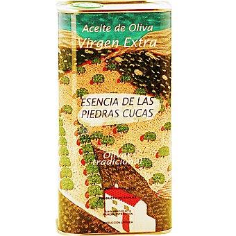 PIEDRAS CUCAS Aceite de oliva virgen extra Lata 3 l