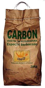 Corchosoliva Carbon vegetal Paquete 3 kg