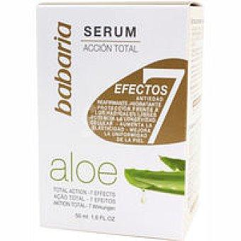 Babaria Serum 7 efectos de aloe vera Tubo 50 ml
