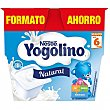 Yogur natural desde 6 meses sin gluten Pack de 8 unidades de 100 g Yogolino Nestlé