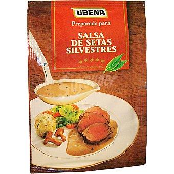 Ubena Preparado para hacer salsa de setas Sobre 25 g
