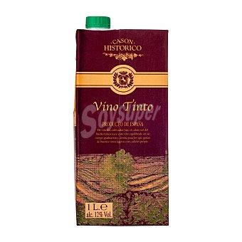 Casón Histórico Vino tinto Brick 1 l