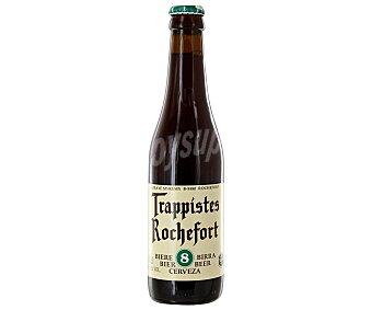 ROCHEFORT-8 Cerveza Belga de Importación 33 cl