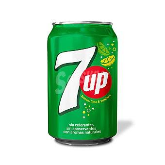 7Up Refresco de lima Lata 33 cl