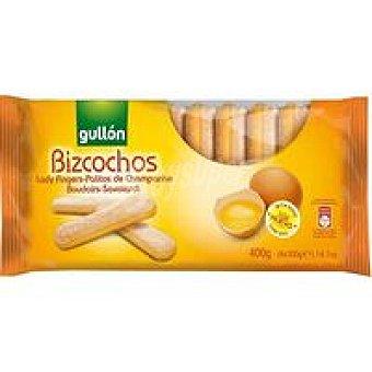 GULLON Bizcocho con Huevo Paquete 400 Gr