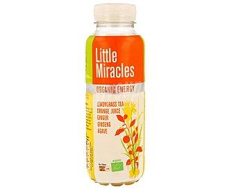 Little Miracles Bebida bio de te al limón con ginseng 330 mililitros