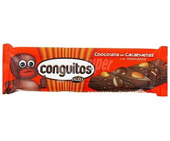 Conguitos Lacasa Conguitos-Chocolate con Cacahuetes 40 Gramos