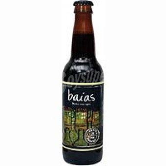 Baias Cerveza artesana Beltza Botellín 33 cl
