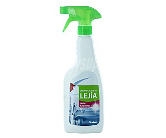 Auchan Lejía en spray, limpia y desincrusta 750 mililitros