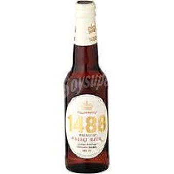 Premium Whisky Beer 1488 Botellín 33 cl