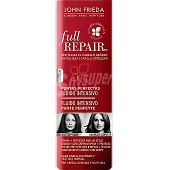 JOHN FRIEDA Full Repair Serum fluido intensivo puntas perfectas revitaliza el cabello dañado Frasco 50 ml