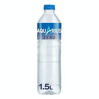 Aquarius Bebida refrescante aromatizada limón zero Botella 1.5 lt