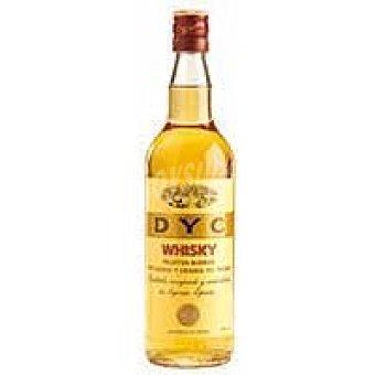 Dyc Whisky 5 años Botella 1 liltro + Coca cola