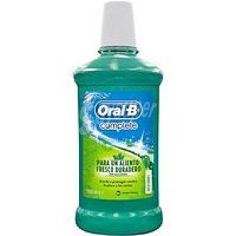 Oral-B Colutorio complete Botella 500 ml