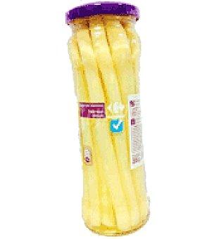 Carrefour Espárrago blanco 9/12 sin sal 205 g