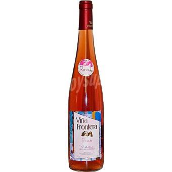 Viña Frontera Vino rosado El Hierro Botella 75 cl