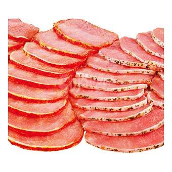 Lomo de cerdo ibérico Bandeja de 300.0 g.