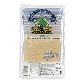 Tres Oscos Queso en Lonchas Sin Lactosa 200 g