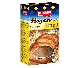 Recondo Hogaza de pan integral Caja 240 g