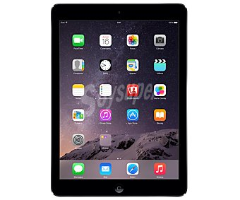 Apple Tablet 9,7 iPAD AIR SPACE GRAY 1 unidad