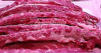 GRUCAR7 Cerdo lomo cinta filete fresco a granel 1100 g peso aprox. unidad