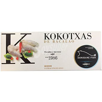 Donibane Fish Kokotxa de bacalao Caja 500 g