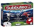 Fútbol de mesa edición Champion League con dos equipos, 2 jugadores, SUBBUTEO.  Subbuteo