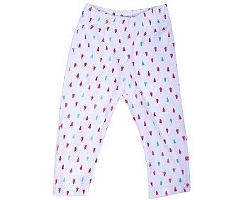 In Extenso Pijama de bebe de terciopelo y manga larga, color rojo, talla 74