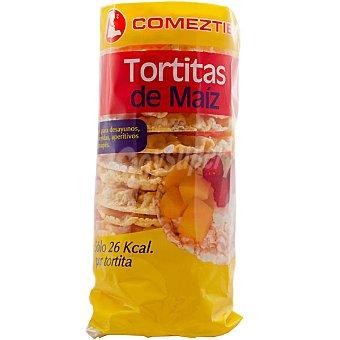 Comeztier Tortitas de maíz Bolsa 140 g