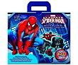 SpiderMan. Maletín de cuentos, actividades y pegatinas. VV.AA. Género: infantil. Editorial:  Marvel