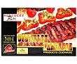 Costillas de cerdo con salsa barbacoa 500 g Hemosa