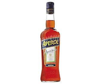 Aperol Licor a base infusiones de hierbas y raices seleccionadas Botella de 70 cl